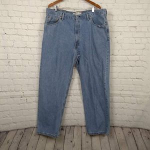 Levi's 550 Men Relaxed Fit Jeans Size 42x30
